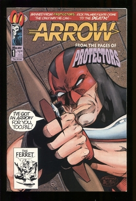 Picture of ARROW (1992) #1 9.2 NM-