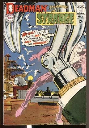 Picture of STRANGE ADVENTURES (1950) #210 6.0 FN