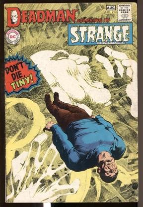Picture of STRANGE ADVENTURES (1950) #213 5.0 VG/FN