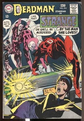 Picture of STRANGE ADVENTURES (1950) #214 4.0 VG