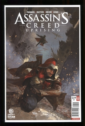 Picture of ASSASSINS CREED UPRISING (2017)  #7 CVR A SUNSETAGAIN