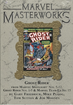Picture of MMW GHOST RIDER HC VOL 01 DM VAR ED 281
