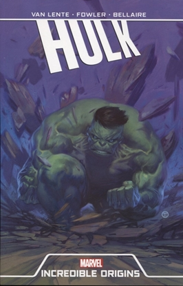 Picture of HULK TP INCREDIBLE ORIGINS