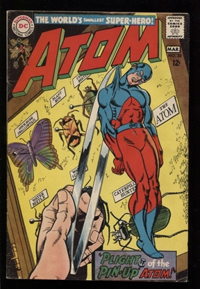 Picture of THE ATOM (1962) #35 5.0 VG/FN