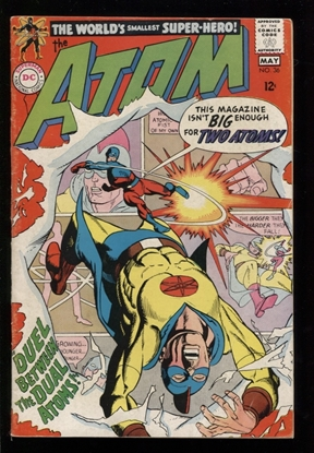 Picture of THE ATOM (1962) #36 6.0 FN