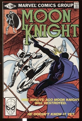 Picture of MOON KNIGHT (1980) #9 8.5 VF+