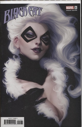 Picture of BLACK CAT #1 ARTGERM VAR