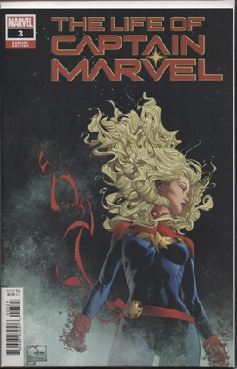 Picture of LIFE OF CAPTAIN MARVEL #3 (OF 5) QUESADA VAR
