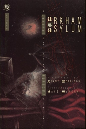 Picture of ARKHAM ASYLUM HC / 1ST EDITION 1989 / NM