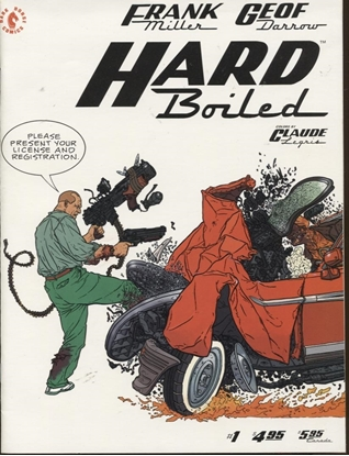Picture of HARD BOILED #1 2 3 SET
