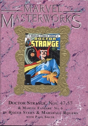 Picture of MMW DOCTOR STRANGE HC VOL 09 DM VAR ED 282