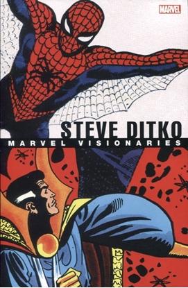 Picture of MARVEL VISIONARIES TP STEVE DITKO