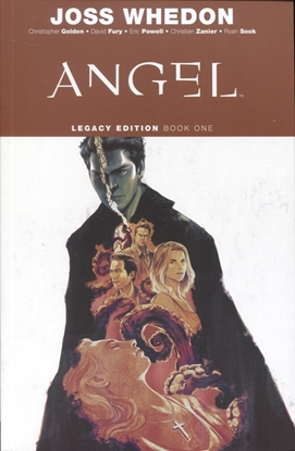 Picture of ANGEL LEGACY ED GN VOL 01