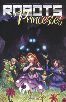 Picture of ROBOTS AND PRINCESSES TP VOL 01