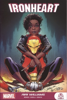 Picture of IRONHEART GN TP RIRI WILLIAMS