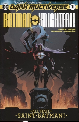 Picture of TALES FROM THE DARK MULTIVERSE BATMAN KNIGHTFALL #1