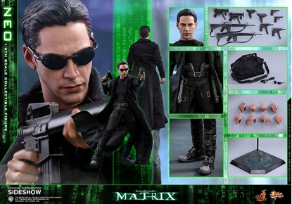 Picture of HOT TOYS NEO THE MATRIX 1/6 SCALE FIGURE