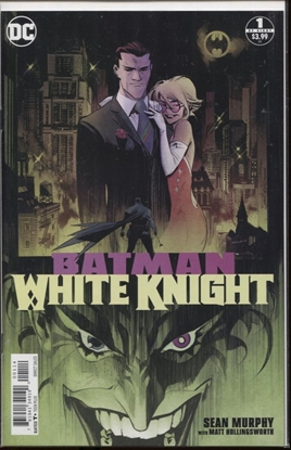 Picture of BATMAN WHITE KNIGHT #1 (OF 8) 4TH PTG