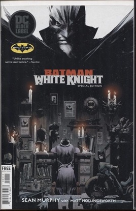 Picture of BATMAN WHITE KNIGHT #1 SPECIAL EDITION
