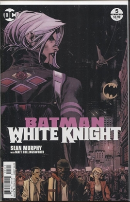Picture of BATMAN WHITE KNIGHT #5 (OF 8)