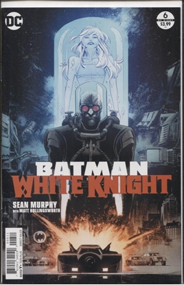 Picture of BATMAN WHITE KNIGHT #6 (OF 8)