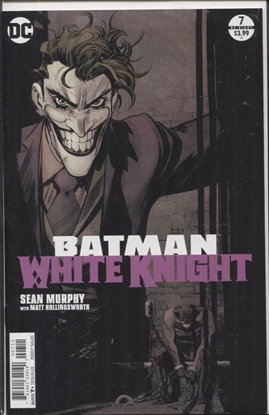 Picture of BATMAN WHITE KNIGHT #7 (OF 8)