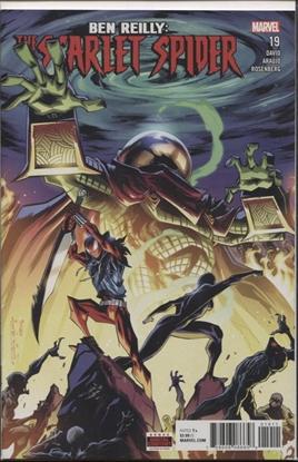 Picture of BEN REILLY SCARLET SPIDER #19