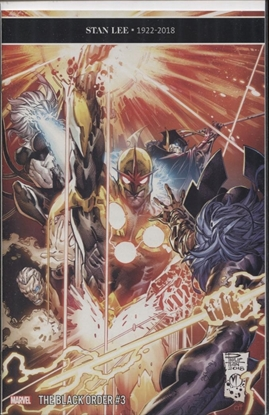 Picture of BLACK ORDER #3 (OF 5)
