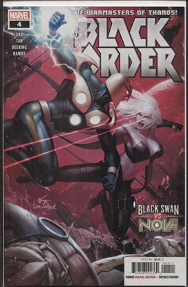 Picture of BLACK ORDER #4 (OF 5)