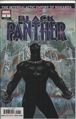 Picture of BLACK PANTHER #1