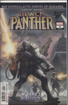 Picture of BLACK PANTHER #4