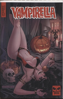 Picture of VAMPIRELLA HALLOWEEN SPECIAL ONE SHOT
