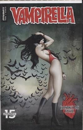 Picture of VAMPIRELLA VALENTINES DAY SPECIAL #1 CVR A GUNDUZ
