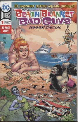 Picture of DC BEACH BLANKET BAD GUYS SPECIAL #1