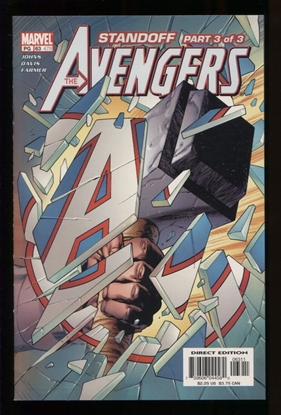 Picture of AVENGERS (1997) #63 9.6 NM+