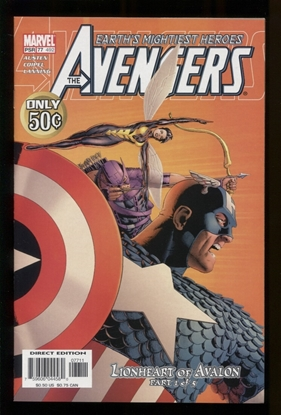 Picture of AVENGERS (1997) #77 9.6 NM+
