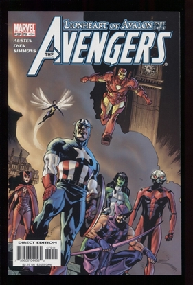 Picture of AVENGERS (1997) #79 9.6 NM+