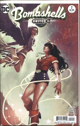Picture of BOMBSHELLS UNITED #2