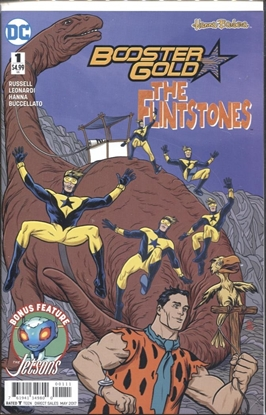 Picture of BOOSTER GOLD FLINTSTONES SPECIAL #1