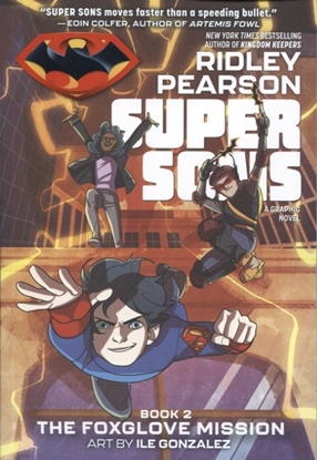 Picture of SUPER SONS BOOK 02 THE FOXGLOVE MISSION TP DC ZOOM