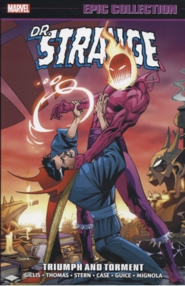 Picture of DOCTOR STRANGE EPIC COLLECTION TP TRIUMPH AND TORMENT