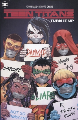 Picture of TEEN TITANS TP VOL 02 TURN IT UP
