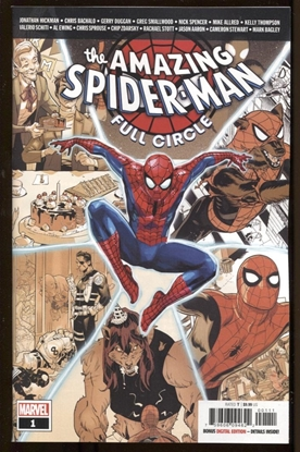 Picture of AMAZING SPIDER-MAN FULL CIRCLE #1