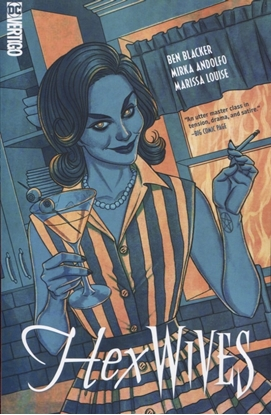 Picture of HEX WIVES TPB (MR)