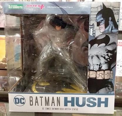 Picture of KOTOBUKIYA 1/10 SCALE BATMAN HUSH PRE-PAINTED ARTFX+ STATUE NEW IN BOX