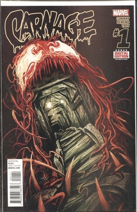Picture of CARNAGE (2016) #1