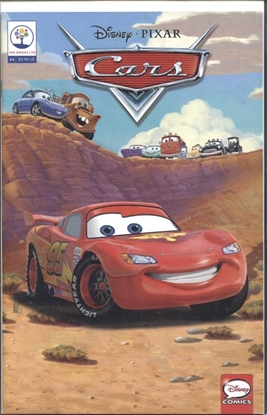 Picture of DISNEY PIXAR CARS #4