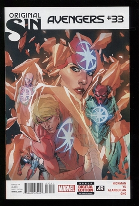 Picture of AVENGERS(2013)  #33 SIN NM