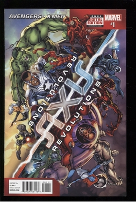 Picture of AXIS REVOLUTIONS (2014) #1