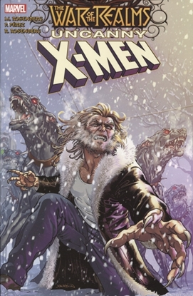 Picture of WAR OF REALMS TP UNCANNY X-MEN